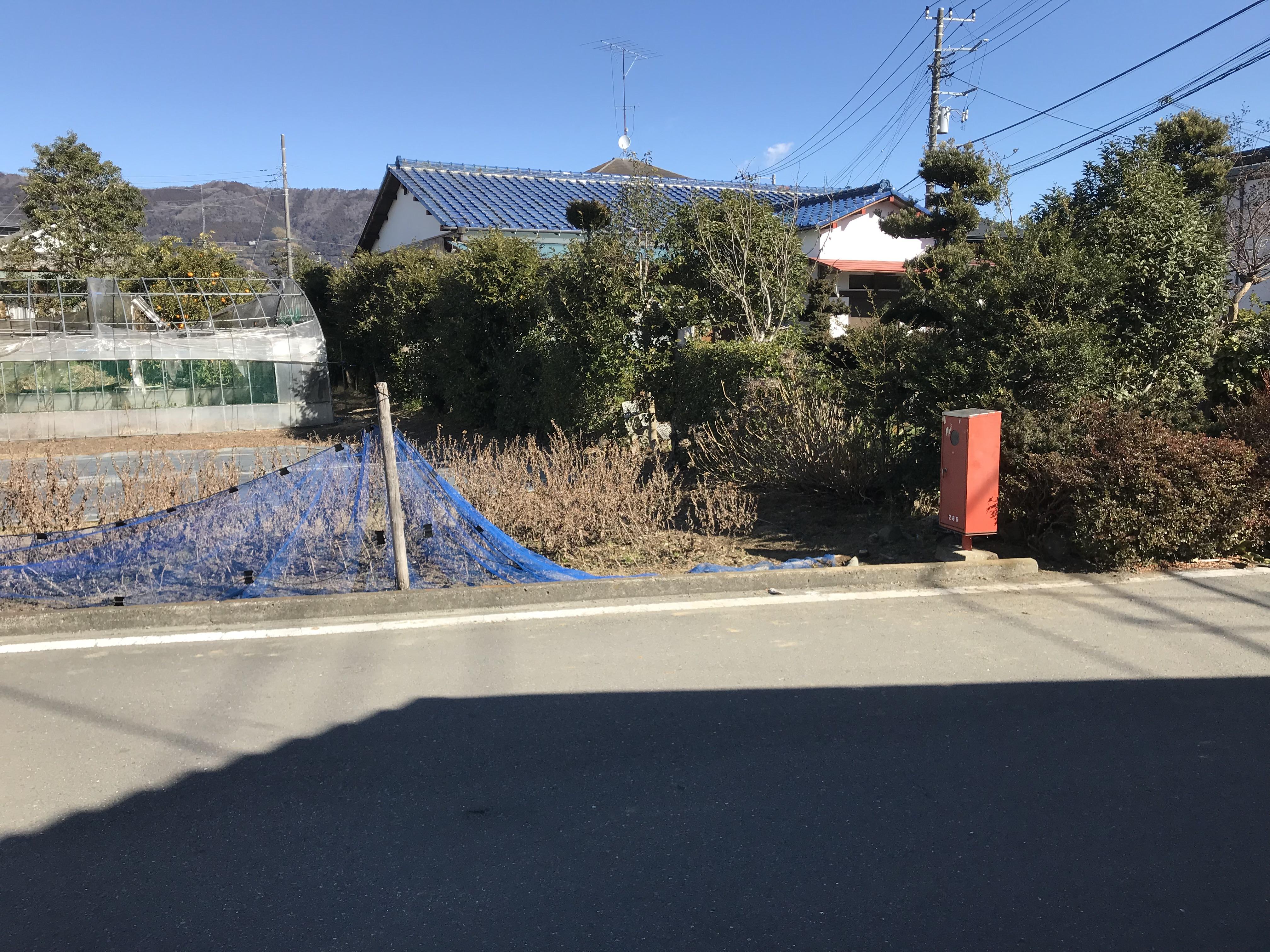 古田島 造成